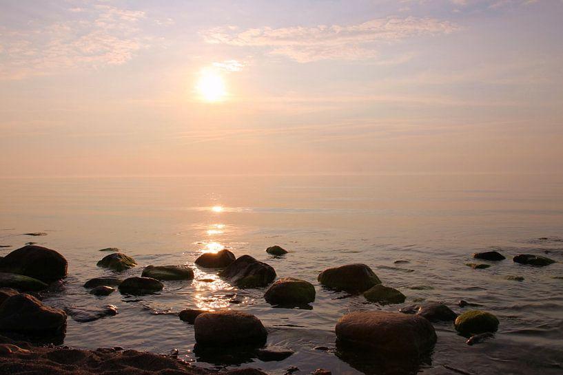 Stille van Ostsee Bilder