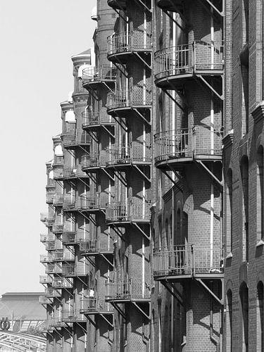 balcony van