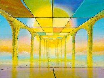 Sonnenfarben von Silvian Sternhagel