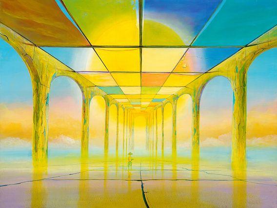 Sonnenfarben van Silvian Sternhagel