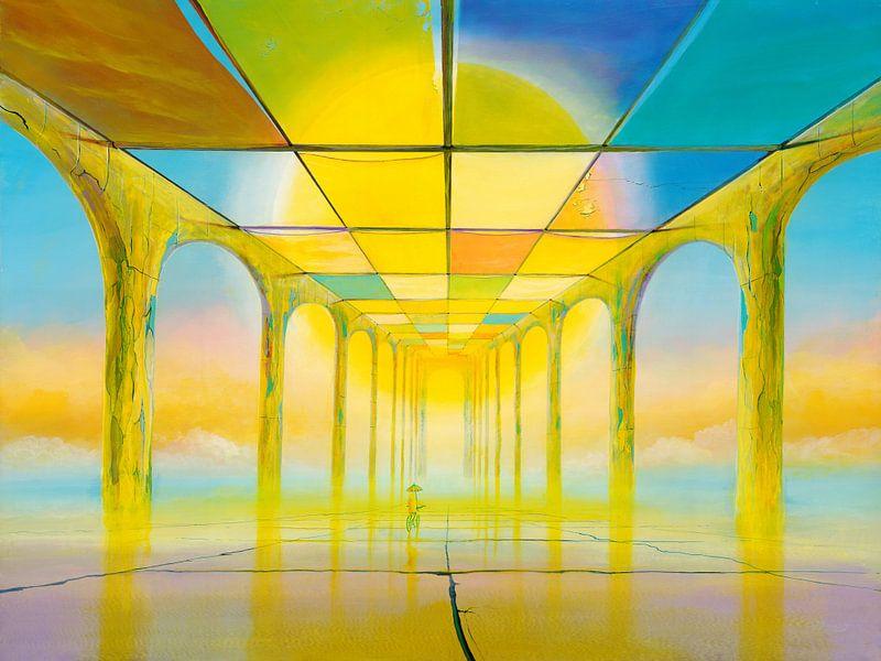 Sonnenfarben sur Art Demo