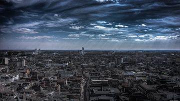 Uitzicht Groningen von Groningen Fotografie