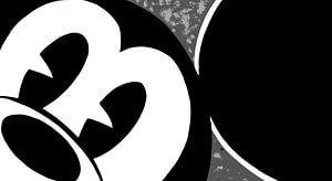 """Mickey Mouse """"Regard"""""""