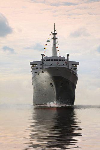 SS Rotterdam von Peet de Rouw