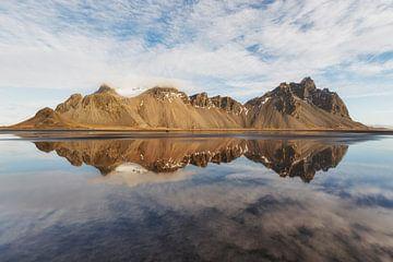 Island Reflektion von Stefan Schäfer