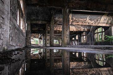Abandoned Coalmine Belgium van Kelly Bernaards
