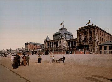 Kurhaus, Scheveningen van Vintage Afbeeldingen