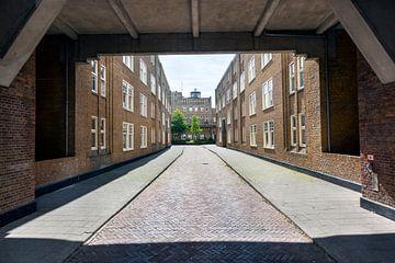 Justus van Effencomplex in Rotterdam Spangen van Peter de Kievith Fotografie