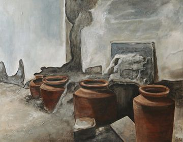 Pompeï II van Linda Dammann