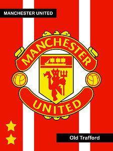Football Art Manchester United