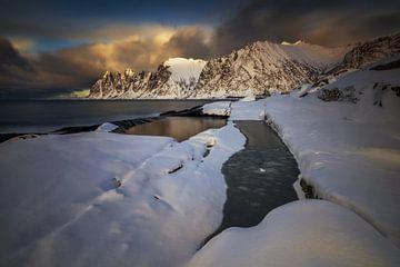 Tugeneset schneebedeckt von Wojciech Kruczynski