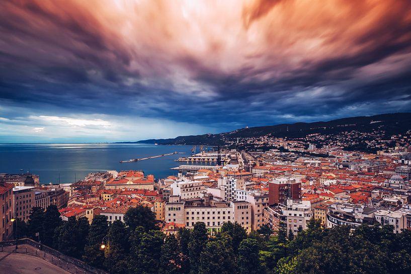 Trieste (Italy) van Alexander Voss