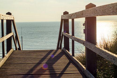 brug naar de kust