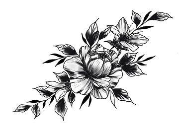 Bloemen van Blckwork ..