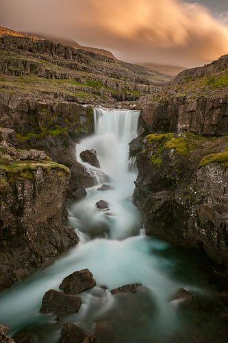Fossardalur l'un des joyaux de l'Islande sur