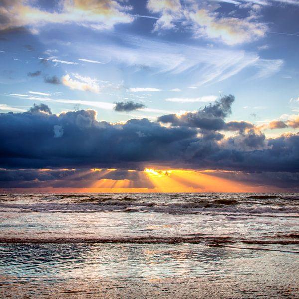 Beautiful Sunset van Alex Hiemstra
