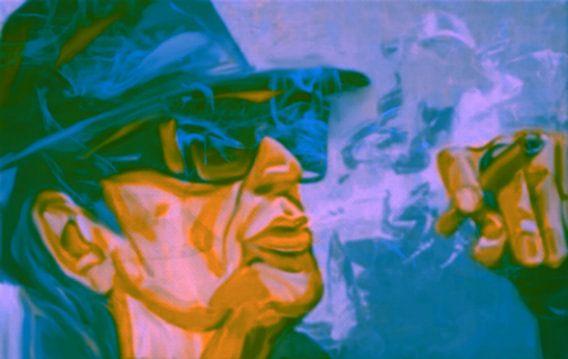 Udo Lindenberg die coole Socke Part 4 van Felix von Altersheim
