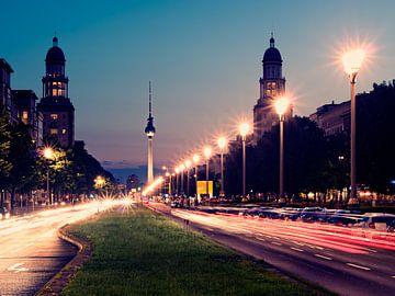 Berlin - Frankfurter Tor von Alexander Voss