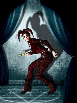 Mysterious Jester sur Britta Glodde