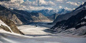 Aletschgletscher / Jungfraujoch sur Severin Pomsel