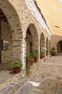 Klooster op Samos van Monique Giling