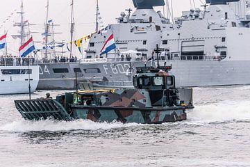 Mariniers in Actie in Den Helder