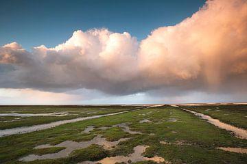 Das Wattenmeer - Wetter und Wind von P Kuipers