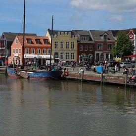 Hafen Von Husum von Christiane Schulze