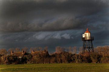 Vuurtoren uitkijktoren Hoek van Holland sur PAM fotostudio