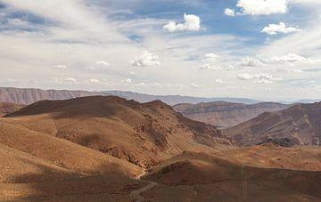 Berge in Marokko von Marcel Kerdijk