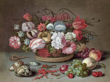 Balthasar van der Ast Bloemenstilleven van Andrea Haase