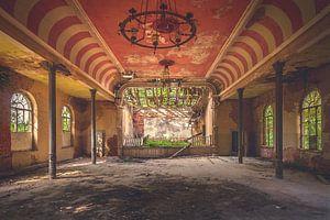Die verlassene Tanzhalle
