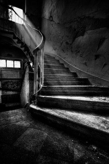 stairwell van Tilo Grellmann