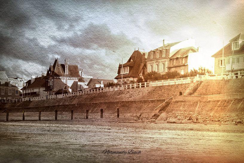 Sword Beach van Wilfried van Dokkumburg