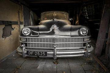 Chrysler abandonnée sur Frans Nijland