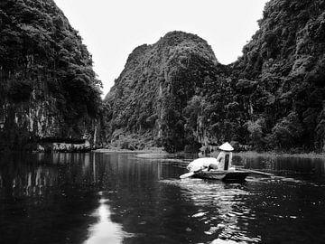 Varen in Vietnam van Leen Denckens