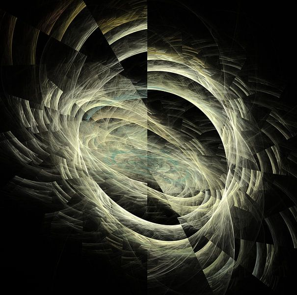 Gefragmenteerde geest van Tim Abeln