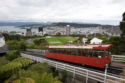 Wellington Cable car van