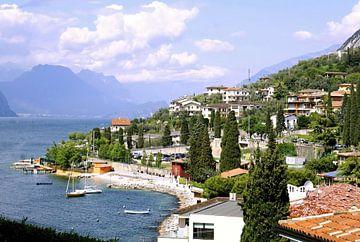 Lago di Garda - Malcesine van Doris Kroos