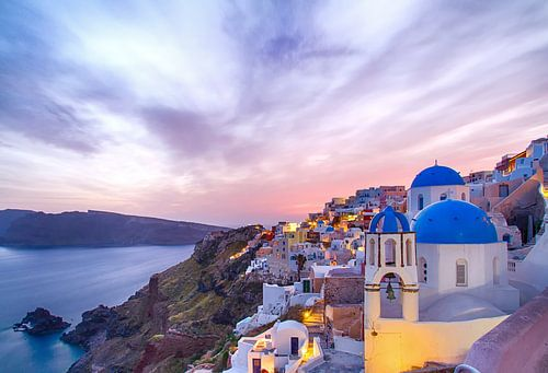 Oia Sunset II, Santorini