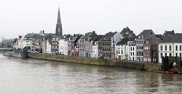Maastricht Skyline von Naomi Kroon