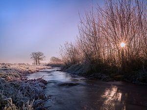Sonnenaufgang von Moor van Bree foto's
