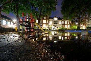 Koekoeksplein in Utrecht sur Donker Utrecht