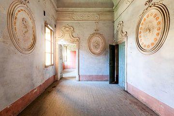 schöner Raum mit Ornamenten von Kristof Ven