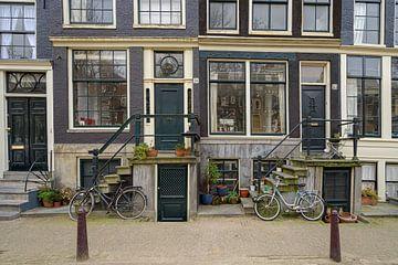 Leidsegracht in Amsterdam von Foto Amsterdam / Peter Bartelings