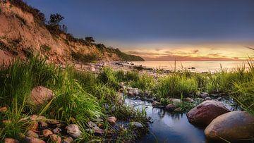 Landschaft an der Ostseeküste von Mecklenburg Vorpommern von Voss Fine Art Photography