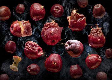 Armada de manzana van Olaf Bruhn