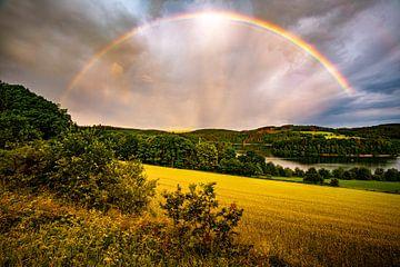 Regenboog van Joris Machholz