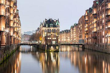 Wasserschloss Hamburg von Stephan Schulz