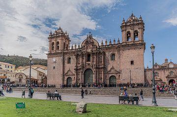 Kirche in Cusco von Ivo de Rooij